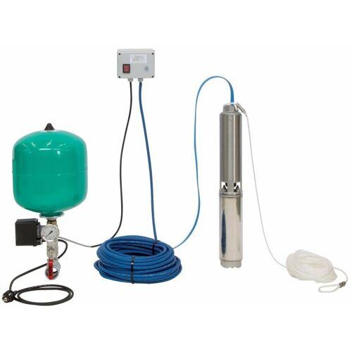 Wilo Unterwassermotor-Pumpe Sub TWU 4-0414-C-Pl&Pu/DS, Rp 1¼?, 1.1kW
