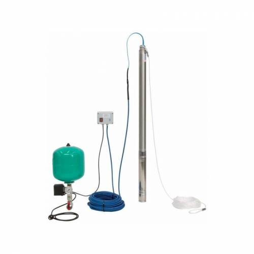 Wilo Wasserversorgungsanlage Sub TWU 3 Typ 3 0130 Plug&Pump/DS Rp 1'