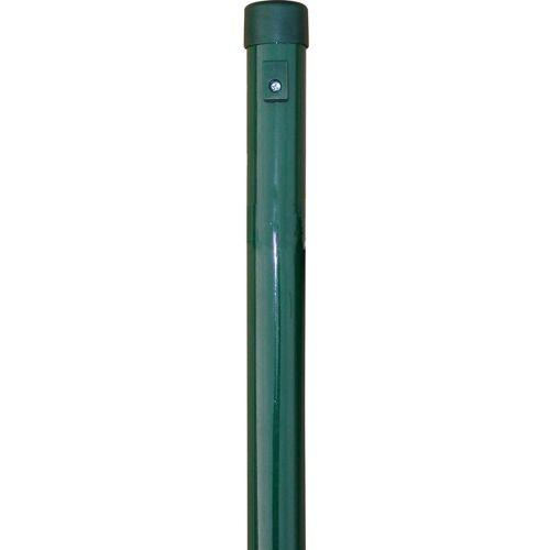HADRA Zaunpfähle grün-besch. 40x2600 mm 6St. - Hadra