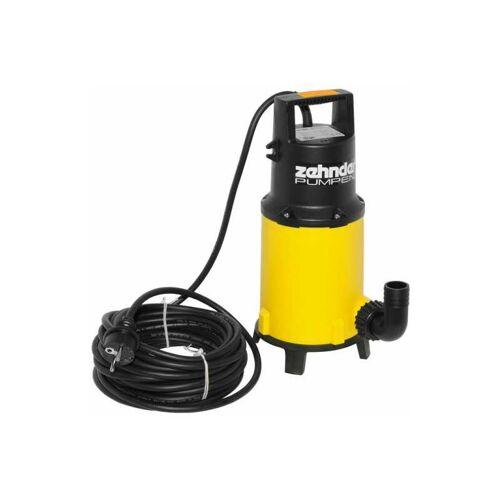 Zehnder Pumpen ZPK 40 Schmutzwasser Tauchpumpe ohne Schwimmerschalter