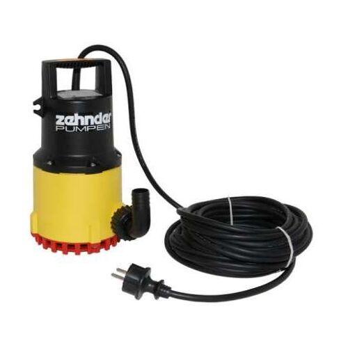 Zehnder Pumpen - Zehnder S-ZPK 30 Schmutzwasser Tauchpumpe für