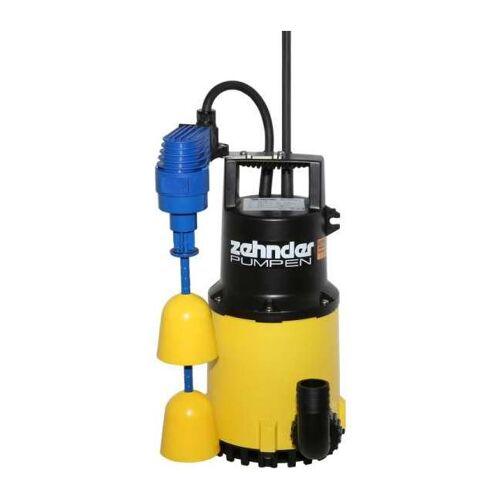 Zehnder Pumpen - Zehnder ZPK 35 KS Schmutzwasser-Tauchpumpe mit
