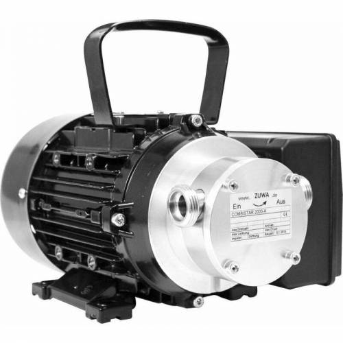 ZUWA COMBISTAR/V 2000-A, 2800 min-1, 230/400 V; Impellerpumpe mit