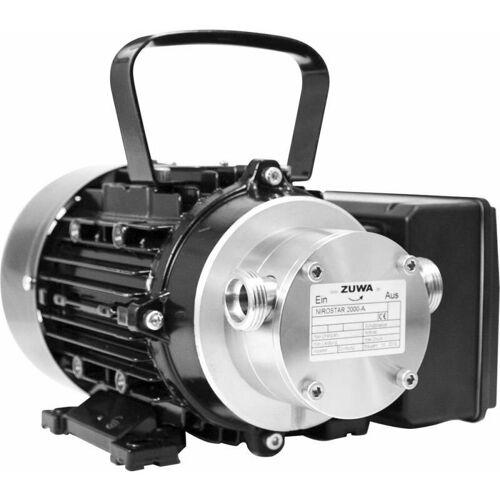 ZUWA NIROSTAR 2000-A/PF, 1400 min-1, 230/400 V; Impellerpumpe mit