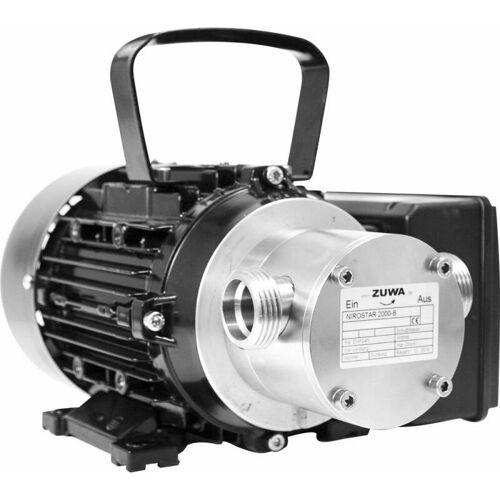 ZUWA NIROSTAR 2000-B/PF, 1400 min-1, 230/400 V; Impellerpumpe mit