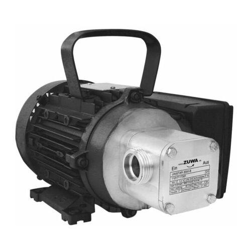 ZUWA UNISTAR/K 2000-B, 2800 min-1, 230/400 V; Impellerpumpe mit Motor,