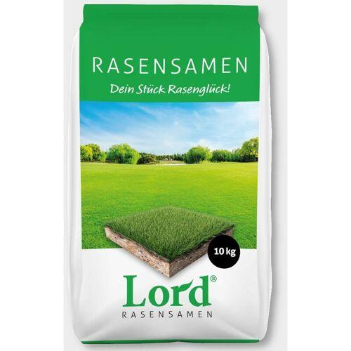 Rudloff - LORD Rasensamen Teppichrasen 10 kg Zierrasen Englischer Rasen