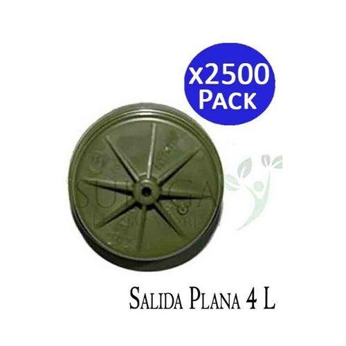Suinga - Netafim 4 l / h selbstkompensierender Tropfer mit flachem