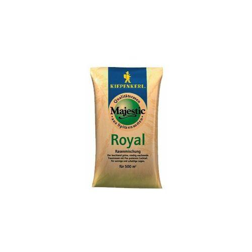 Kiepenkerl Rasensamen - Rasensamen Majestic Royal (10 kg)   Rasensamen