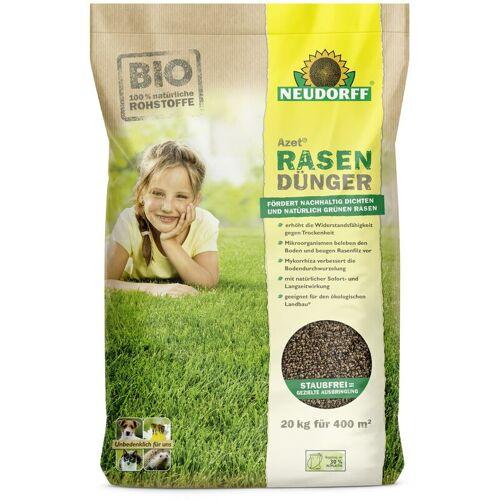 NEUDORFF ® Azet® RasenDünger 20 kg für ca. 400 m² - Neudorff