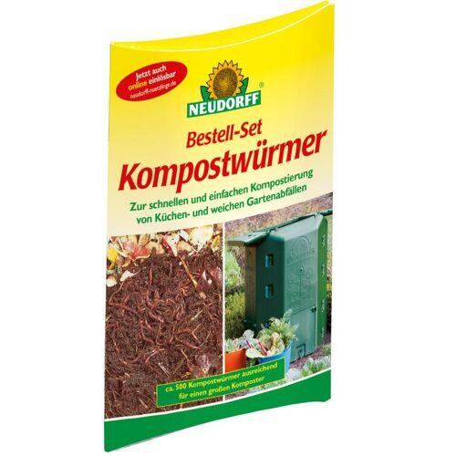 NEUDORFF Bestell-Set Kompostwürmer - Neudorff