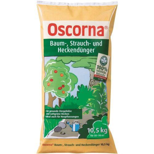 OSCORNA Baum-, Strauch-u. Heckendünger 10,5 kg - Oscorna