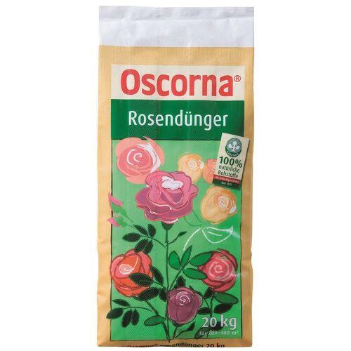 OSCORNA Rosendünger 20 kg - Oscorna