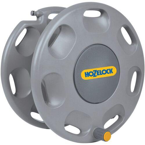 WILTEC Hozelock Wandschlauchtrommel für max 60m (Ø12,5 mm), 50m (Ø15 mm) oder