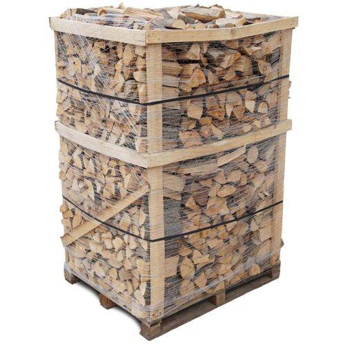 HOLZBRX Brennholz Buche 25cm 2RM-Box