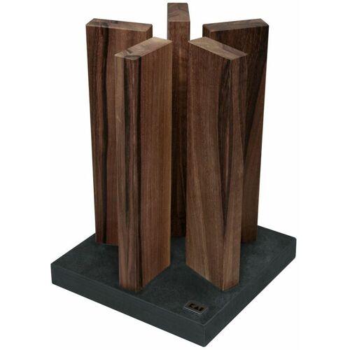 KAI EUROPE GMBH Kai Magnet-Messerblock Stonehenge, Messerblock, Messerhalter, Messer