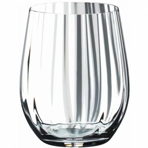 Riedel Glas - Riedel Optic O Whisky, 2er Set, Whiskyglas, Whiskybecher,