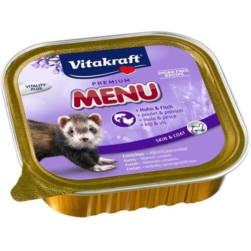 VITAKRAFT Premium Menü Nassfutter für Frettchen - 100g - Vitakraft