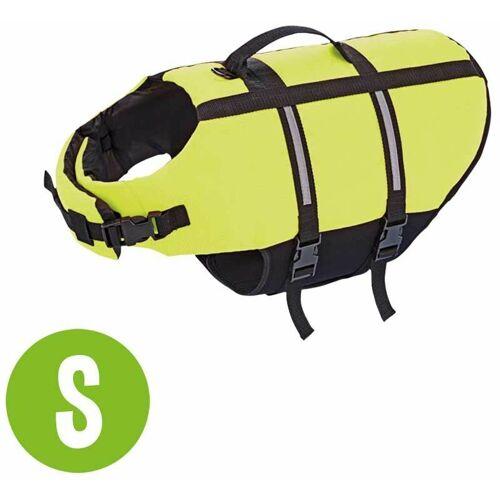 SCHECKER Hunde-Schwimmweste, Größe S - SCHECKER