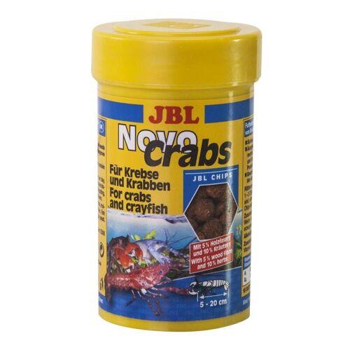 JBL NovoCrabs Hauptfutter-Chips für Krebse, 100 ml