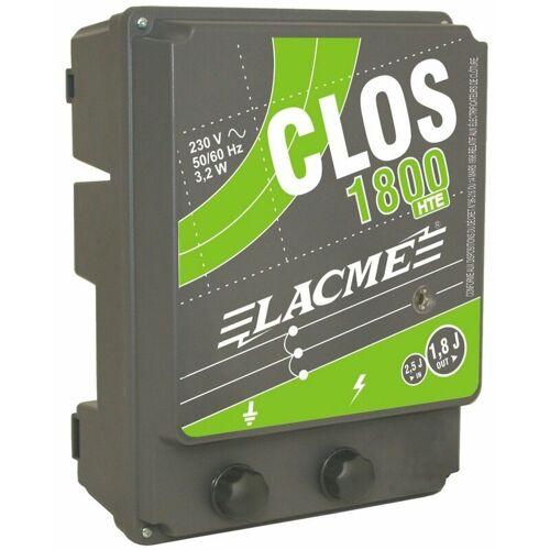 Lacme - Weidezaun-Netzgerät CLOS 1800, 1,8 Joule