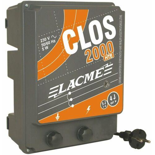 Lacme - Weidezaun-Netzgerät CLOS 2000, 4 Joule