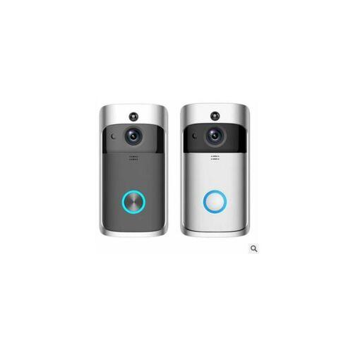 MANTA Drahtlose Video-Türklingel Wifi 1080P PIR-Erkennung Smart