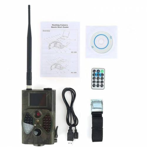 OOBEST HC-300M Jagd Scouting Trail Kamera Hunting Camera 12MP 940NM