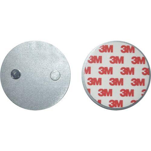 Jeising 10er Set Mini Design Rauchmelder GS535 weiß mit