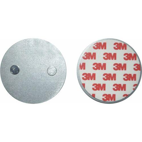 Jeising 6er Set Mini Design Rauchmelder GS535 weiß mit