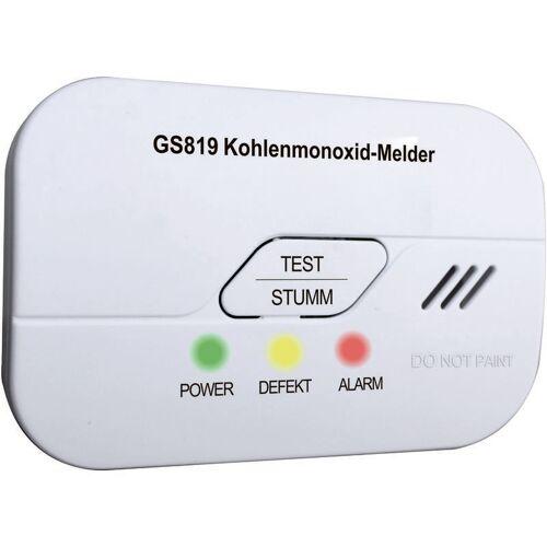 Jeising Sicherheits Set GS506 G 5er Set Rauchmelder /Brandmelder/ 10