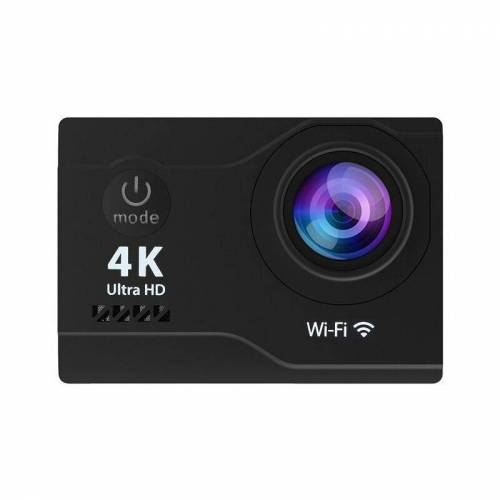 THSINDE Sport 4K Ultra HD Wi-FI 20 MP LDC 4K Sportkamera mit Fernbedienung
