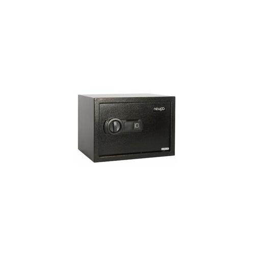 NEWPO Tresor   Fingerabdruck gesichert   HxBxT 250 x 350 x 250 mm Safe tresor
