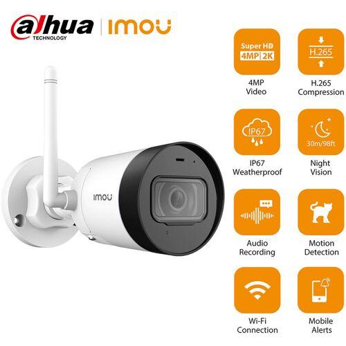 DAHUA 4-Megapixel-Hd-Wifi-Kamera, Ip67 Wasserdicht, Nachtsicht,