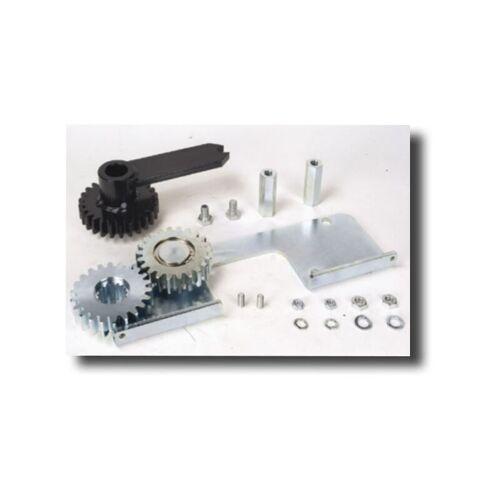 faac adapter für Öffnungswinkel 180° ( motoren 770 ) 490111