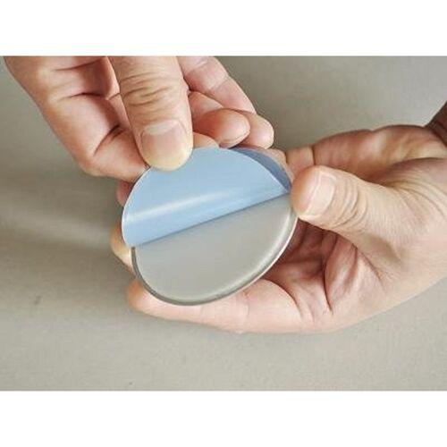 JEISING Premium Magnetbefestigung Set 10x, Magnethalter fr Rauchmelder, 3M