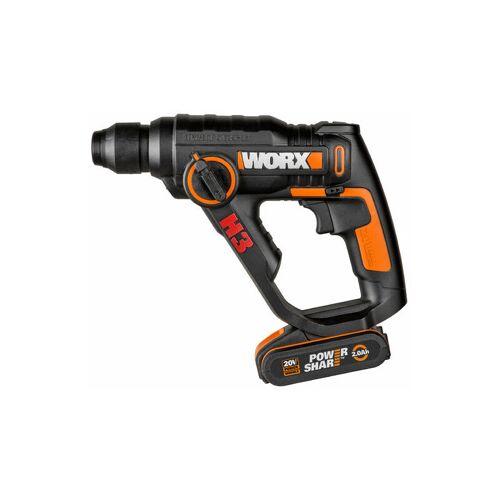 WORX Bohrhammer Worx Power Share WX390.1