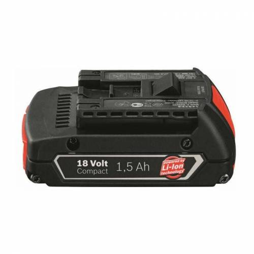 Bosch Einschubakkupack 18 V - HD. 1.5 Ah. Li Ion
