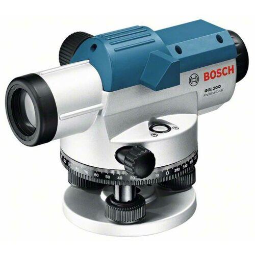 Bosch Optisches Nivelliergerät GOL 20 D - Bosch