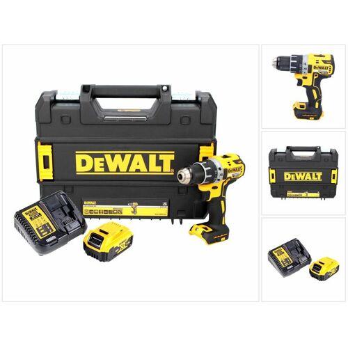 DeWalt DCD 791 P1 Akku Bohrschrauber 18V 70Nm Brushless + 1x Akku 5,0Ah