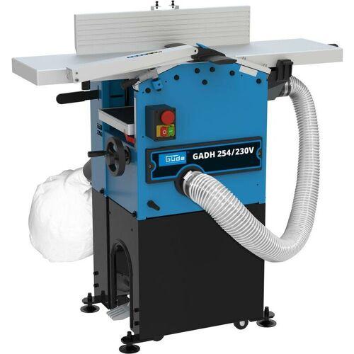 Güde Abricht- und Dickenhobelmaschine GADH 254 mit integrierter