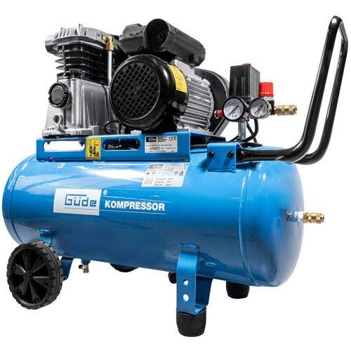 Güde Kompressor Kolbenkompressor 50l 10 bar Druckluftkompressor