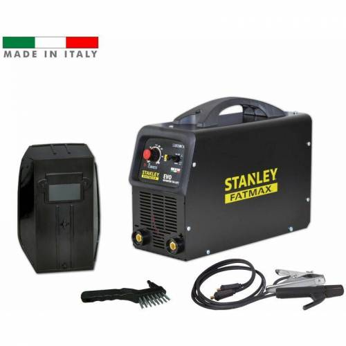 Stanley Inverter Schweissgerat 200A Tig Mma Inklusive Zubehor Stanley Fatmax