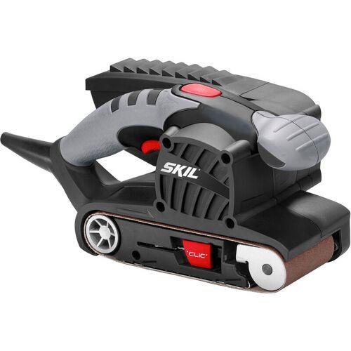 SKIL Bandschleifmaschine 1215 AA, Schleifmaschine 650 W, Schleifband 76 x