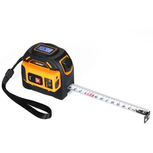 ASUPERMALL Sndway Digital-Laser-Entfernungsmesser Entfernungsmesser Handheld