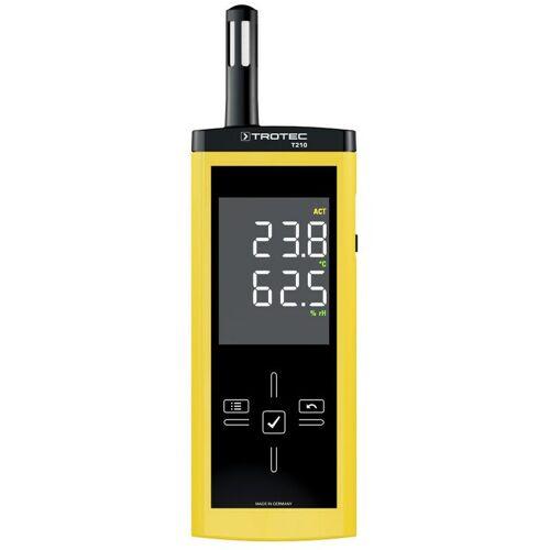 TROTEC T210 Thermohygrometer - Trotec
