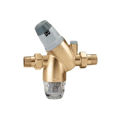 CALEFFI Wasserdruckminderer 3/4 Zoll DN20 Druckminderer Wasser für