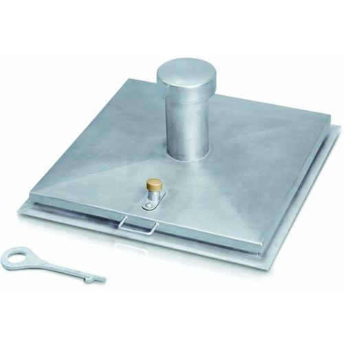 ZARGES Brunnenabdeckung 1000x800 mm