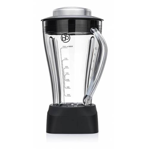 BIANCO DI PURO 1 Liter Behälter Standmixer-Zubehör UNO - Bianco Di Puro