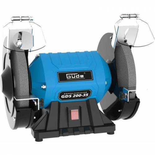 Güde - Ø 200mm Doppelschleifer GDS 200-35   350 Watt